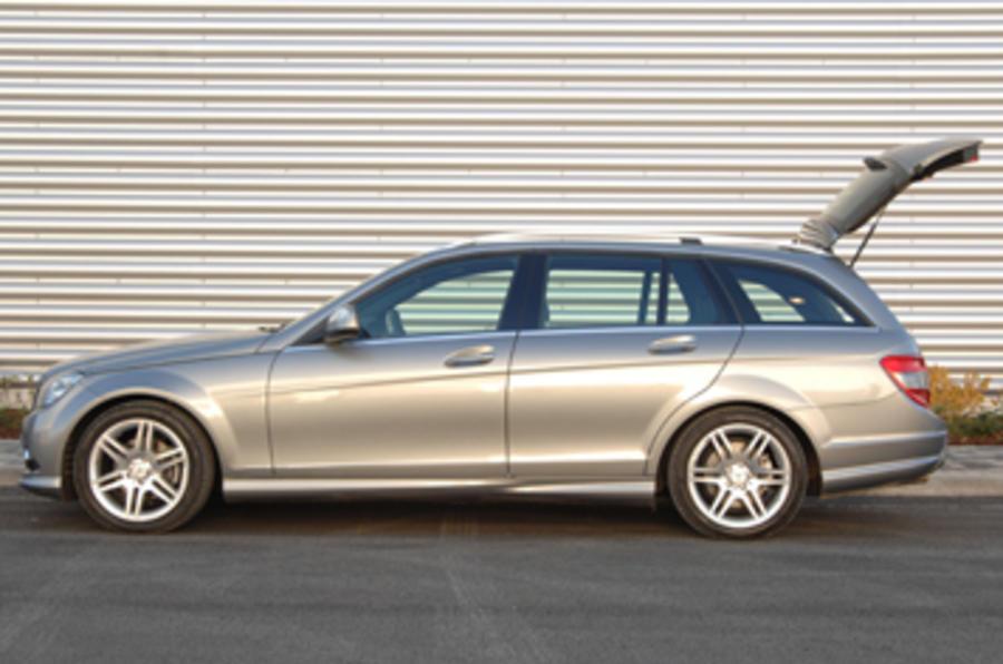 Popular MercedesBenz C220 CDi Estate First UK Drive