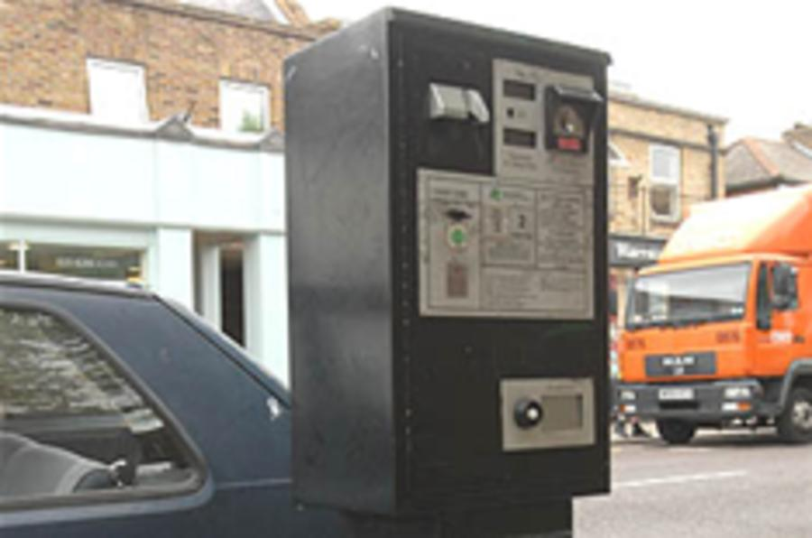 C02 parking charges planned