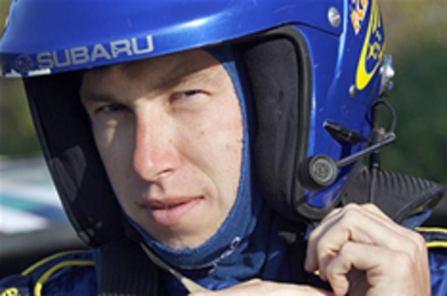WRC: Atkinson joins Citroen
