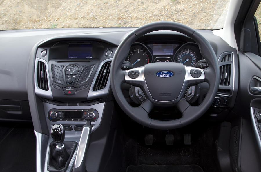 Ford Focus 1.0 Ecoboost Zetec