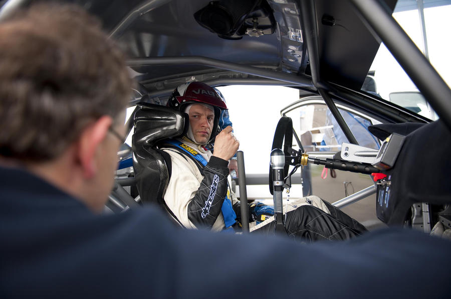 Juho Hanninen revealed as Hyundai's mystery test driver