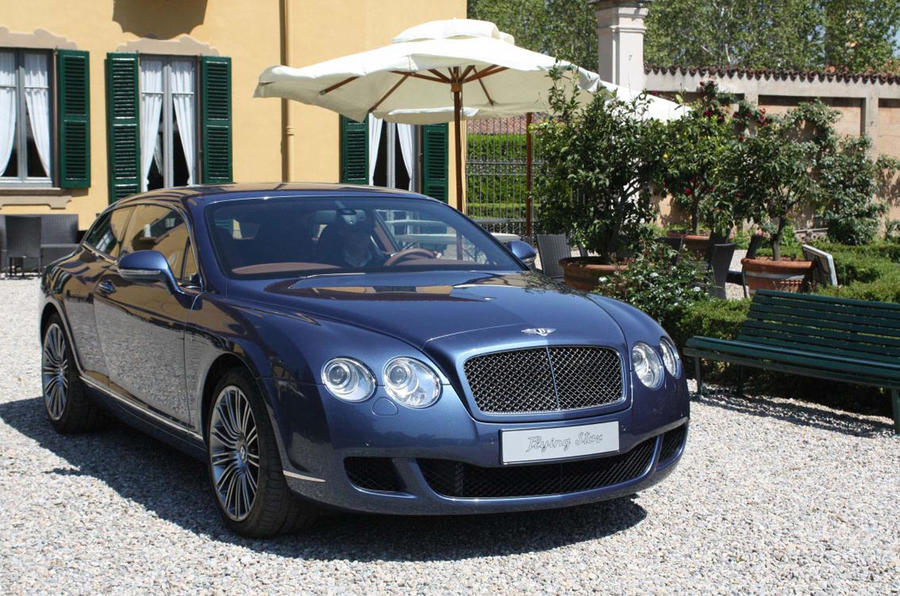 Touring Superleggera Bentley Flying Star for Salon Prive