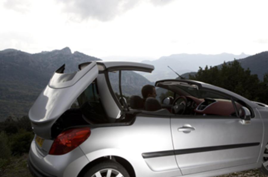 Peugeot 207 CC GTI 150