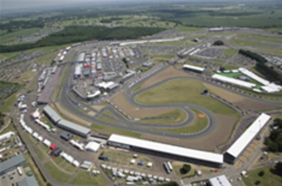 Silverstone to be redeveloped