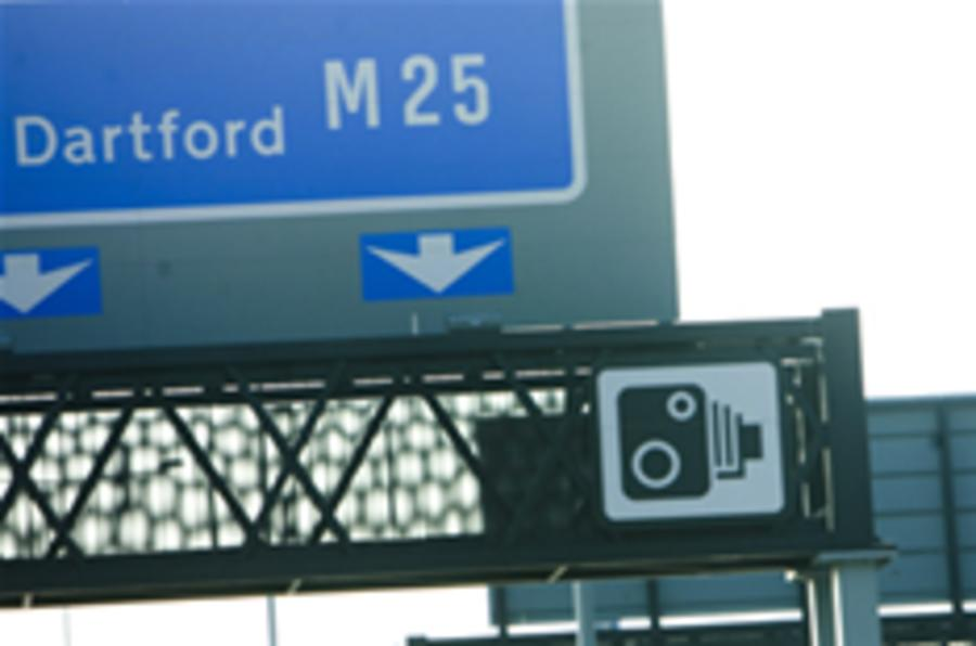 M25 speed cameras to go digital
