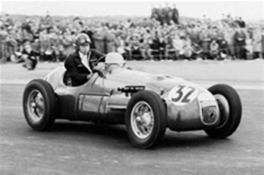 Le Mans winner, Tony Rolt, dies aged 89
