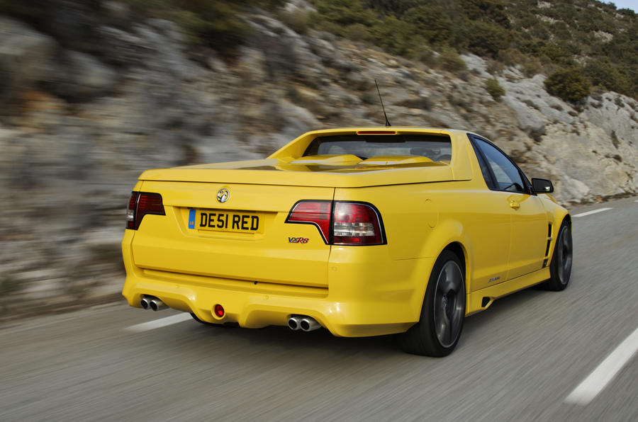 Vauxhall Vxr Maloo Review Autocar