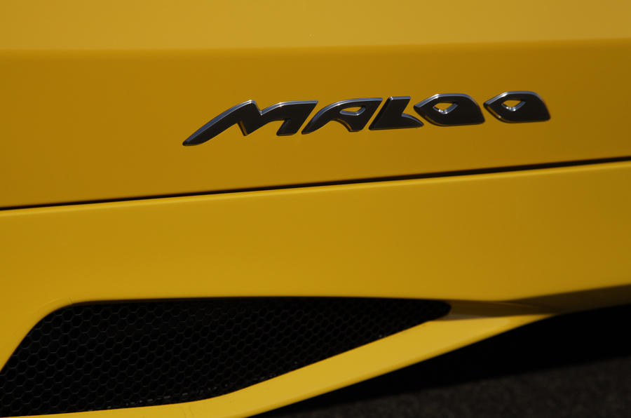 Vauxhall VXR Maloo decals