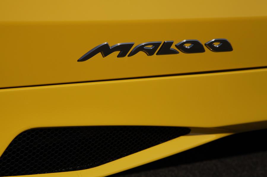 Vauxhall VXR Maloo decals