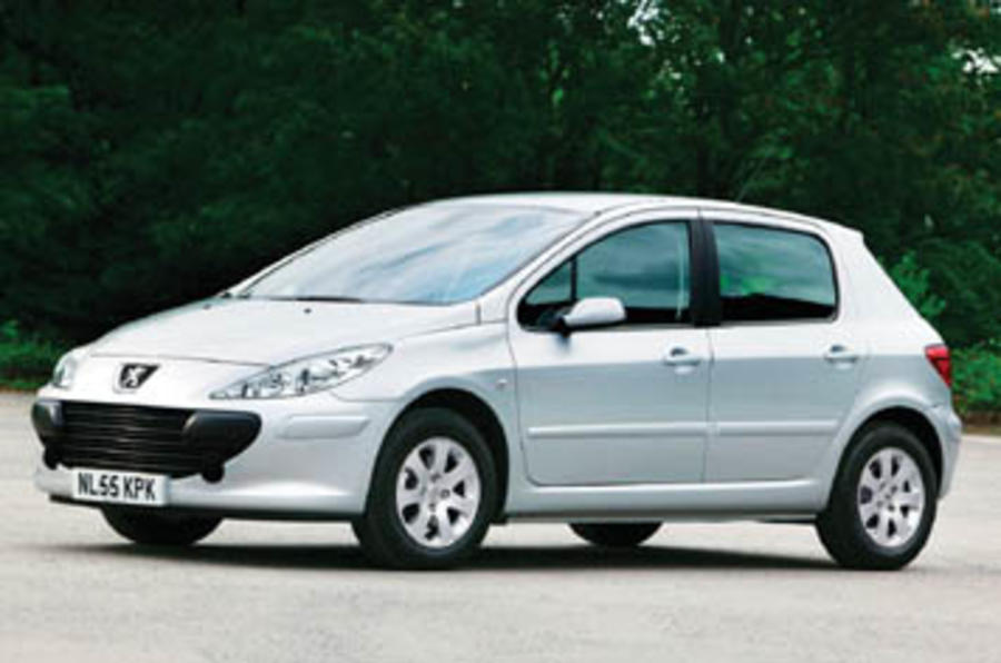 peugeot 307 1.6 hdi 90 review | autocar