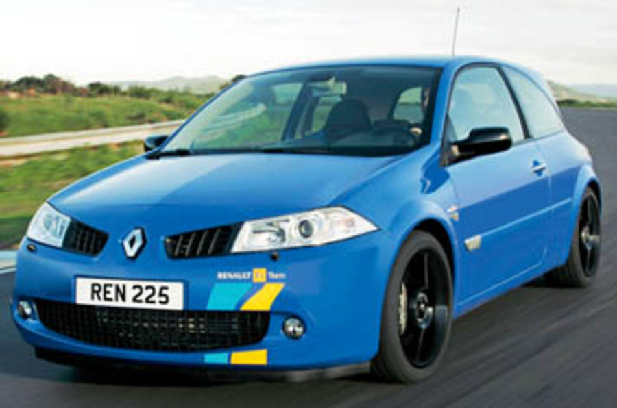 Renault megane 225