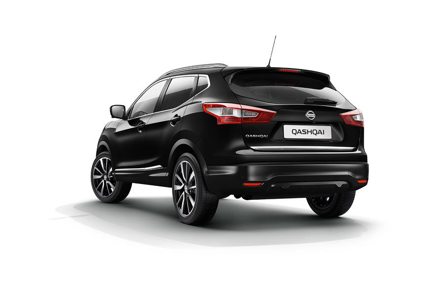 New Nissan Qashqai limited edition announced