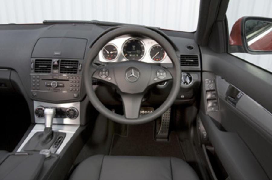 Mercedes-Benz C350 Estate