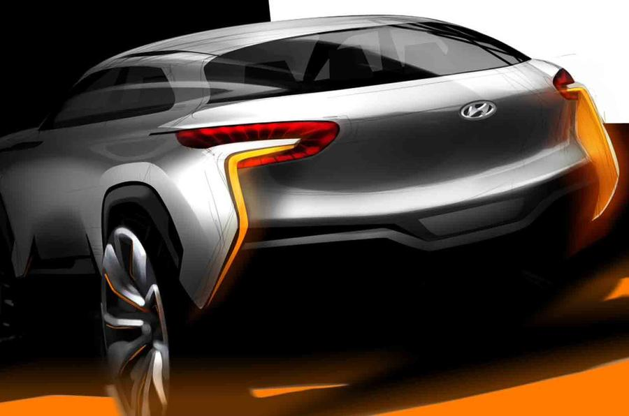 New Hyundai Intrado concept previewed