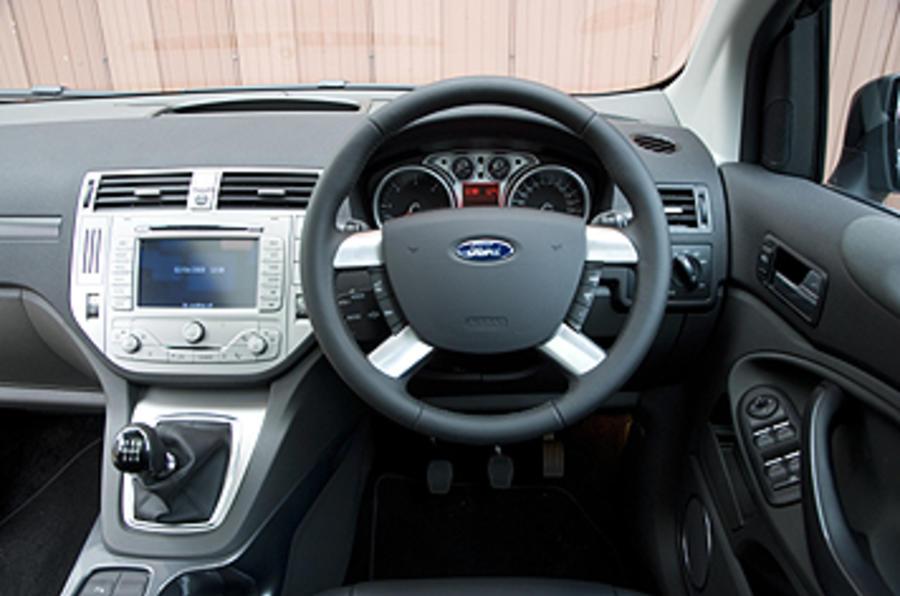 Ford Kuga 2.0 TDCi Titanium