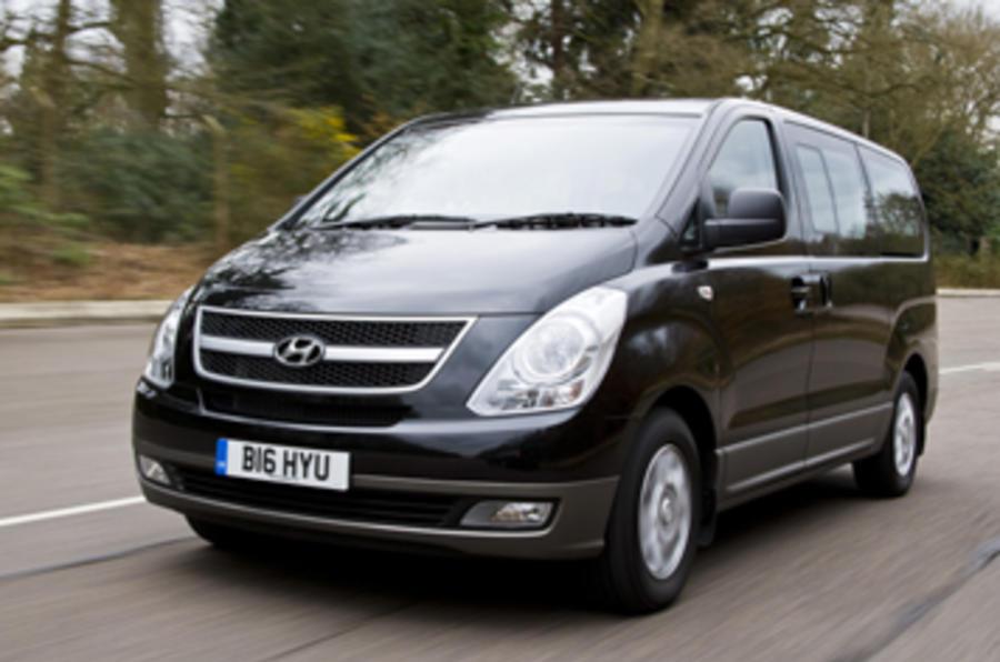 Hyundai i800 2.5 TD