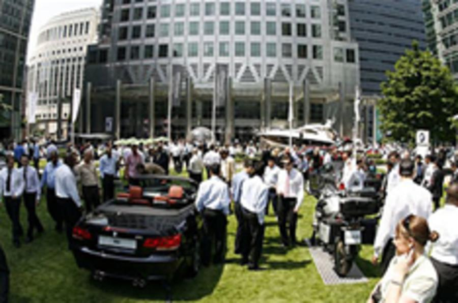 Free motor show for London