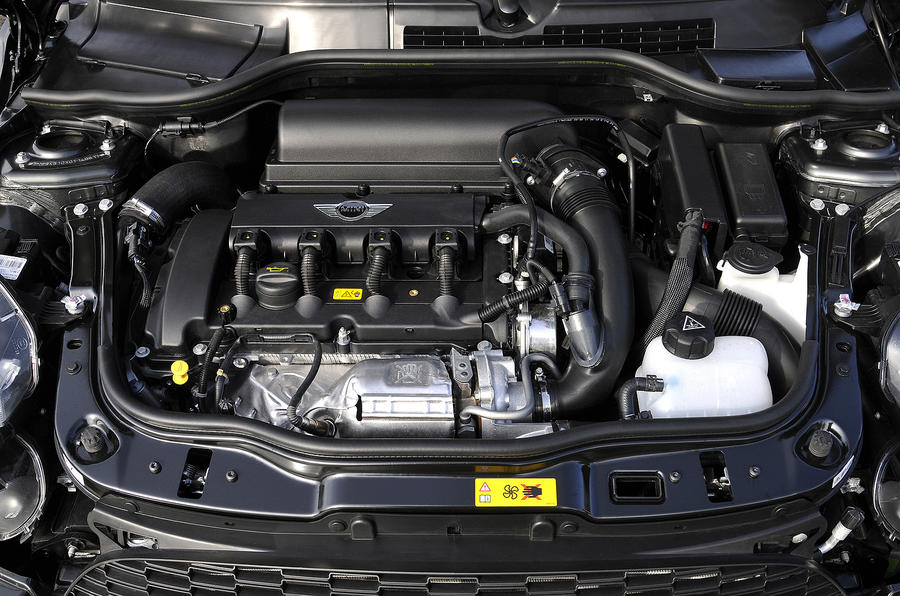 2.0-litre Mini Coupé Cooper S engine