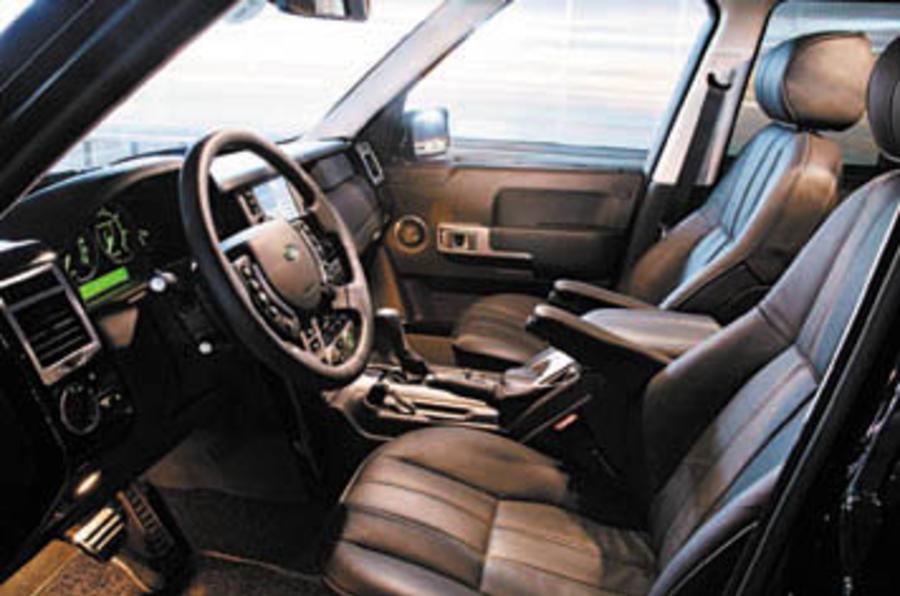 range rover v8 car giveaway facebook autos post. Black Bedroom Furniture Sets. Home Design Ideas