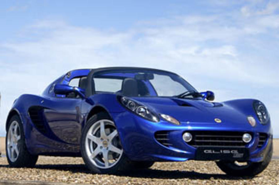 Lotus Elise S first drive