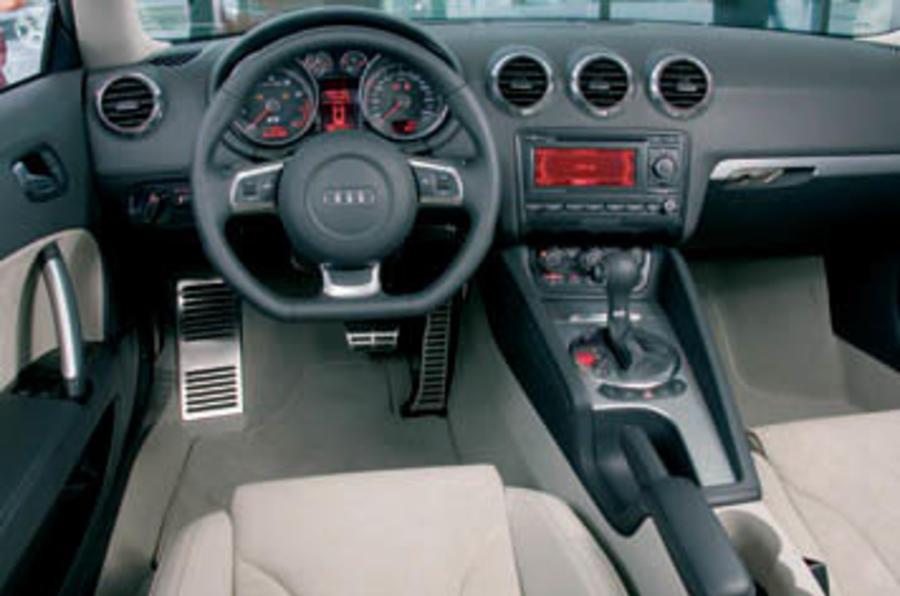 Audi TT 3.2 V6 S-tronic