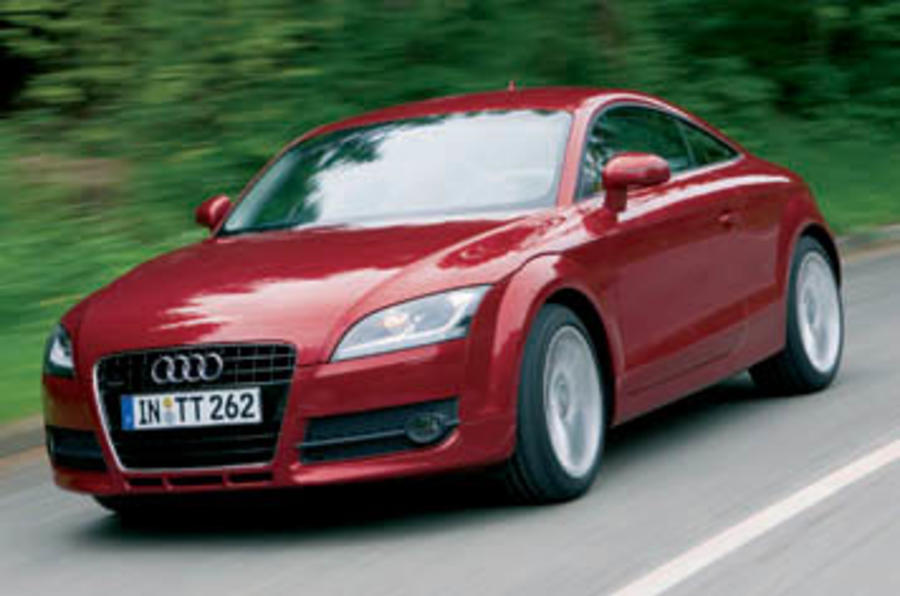 audi tt 3 2 v6 s tronic review autocar. Black Bedroom Furniture Sets. Home Design Ideas