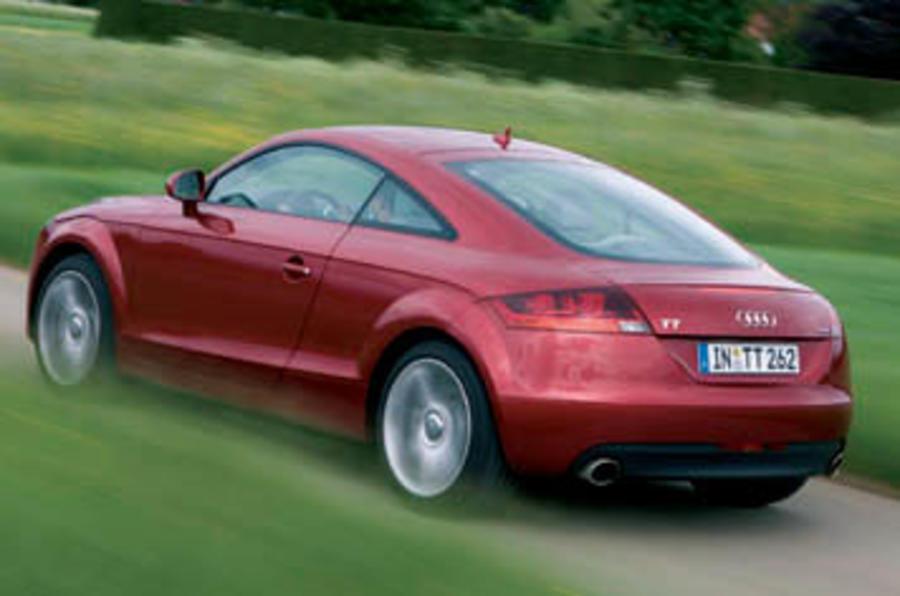 Audi Tt 3 2 V6 S Tronic Review Autocar