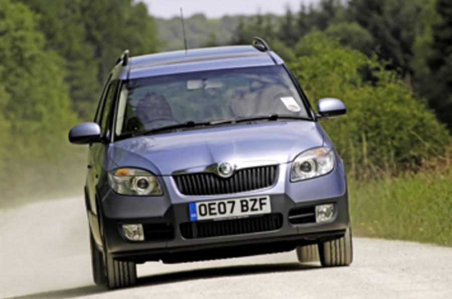 Skoda Roomster Scout 1.9 TDI review | Autocar
