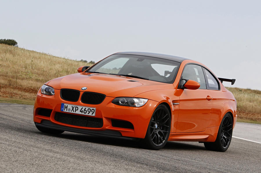 BMW M3 GTS 4.4 V8 saloon first drive