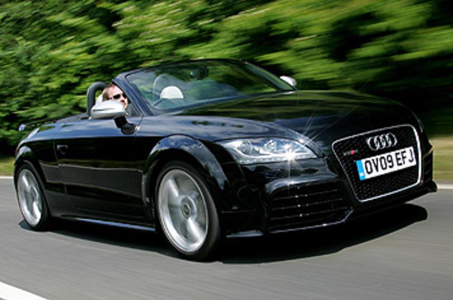 Audi TT 2.5 RS Roadster