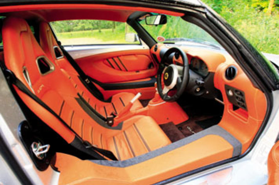 Lotus Europa Luxury Touring