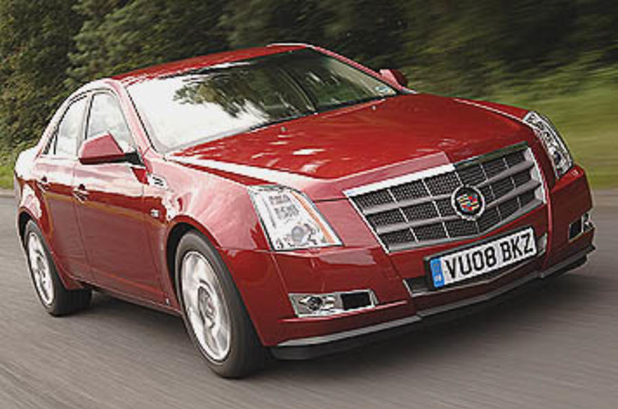 Cadillac CTS 3.6 V6 2008 UK review | Autocar