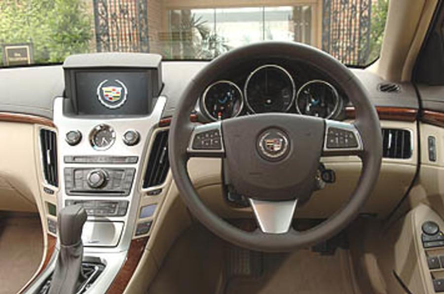 Cadillac CTS 2.8 V6