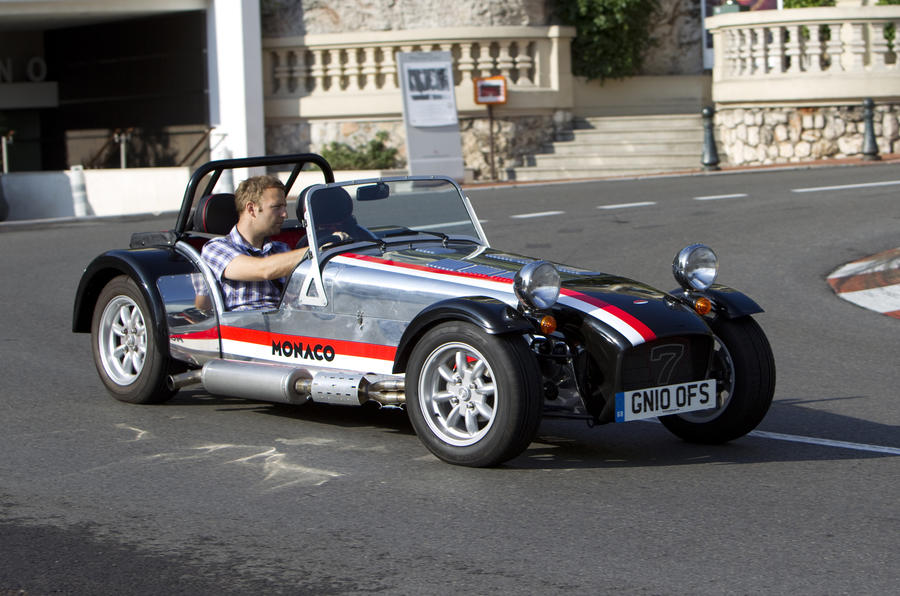 Caterham Seven Roadsport Monaco