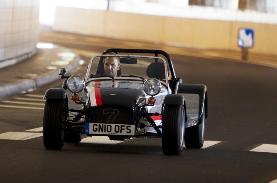 The 112mph Caterham Seven Roadsport Monaco