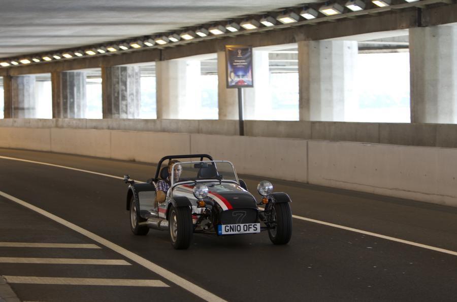 125bhp Caterham Seven Roadsport Monaco