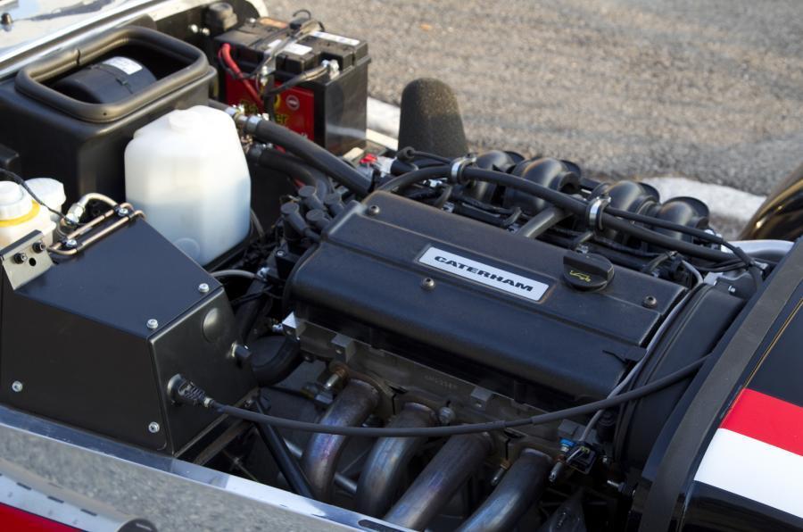 1.6-litre Caterham Seven Roadsport engine