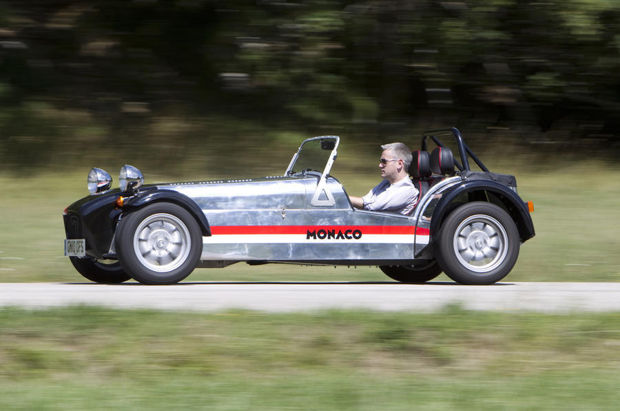 Caterham Seven Roadsport Monaco
