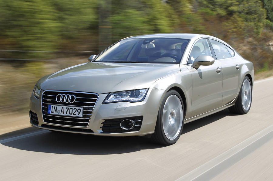 audi a7 sportback 3 0 tdi quattro review autocar. Black Bedroom Furniture Sets. Home Design Ideas
