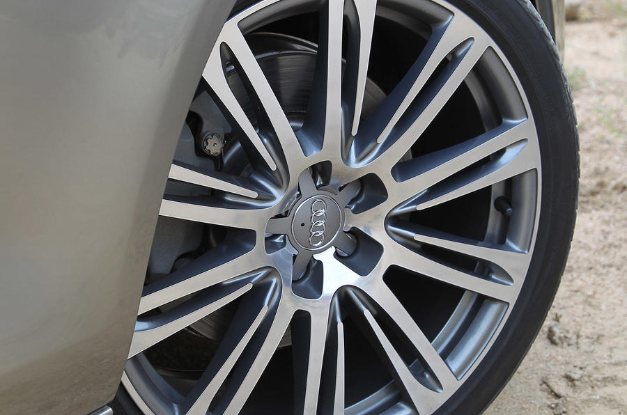 20in Audi A7 Sportback alloys