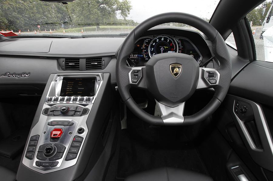 How Much Is A Lambo >> Lamborghini Aventador 6.5 V12 first UK drive