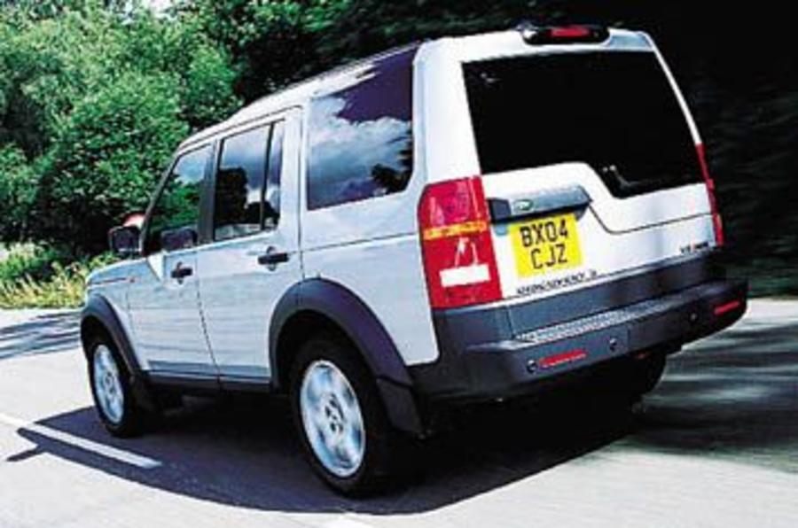 Land Rover Discovery V8 review | Autocar