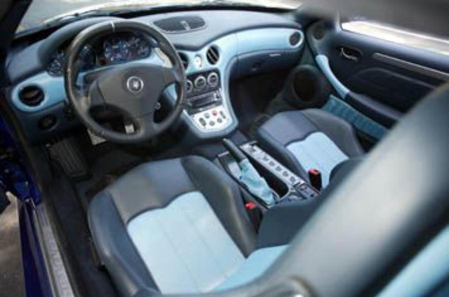 maserati  coupe review autocar