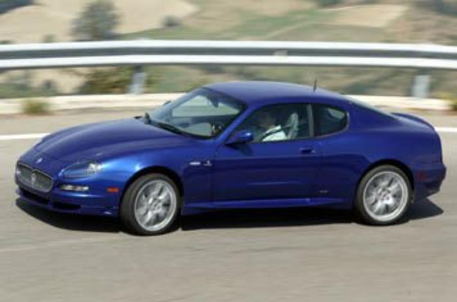 Maserati 4200 Coupe Review Autocar