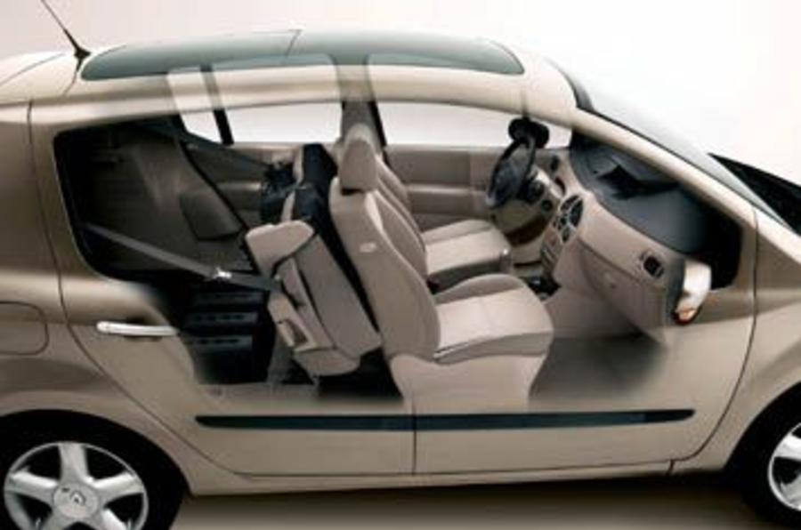 renault modus 1 5 dci review autocar. Black Bedroom Furniture Sets. Home Design Ideas
