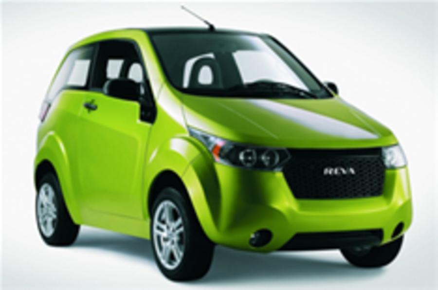 Frankfurt motor show: G-Wiz electric car