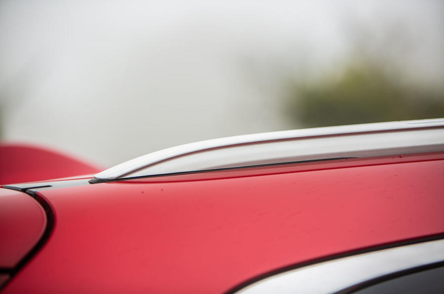 Honda CR-V 2018 road test review - roof bars