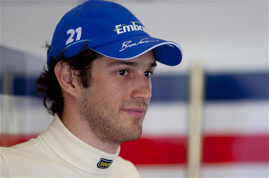 Senna axed by HRT