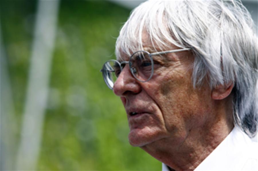 Ecclestone: 'I'd die if I retired'