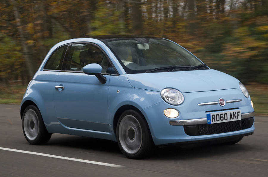 fiat 500 twinair first uk drive. Black Bedroom Furniture Sets. Home Design Ideas